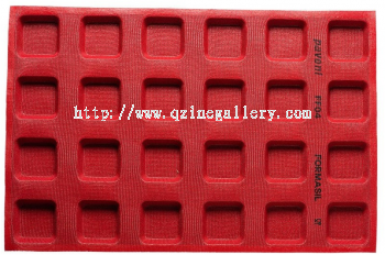 FF04 Microperforated Silicone Mould