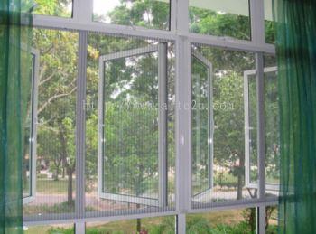 Security Mosquito Net