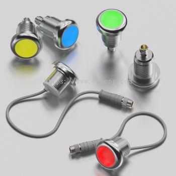 Standard LED Indicators - Multi-Color
