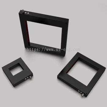 Frame-Light Barriers