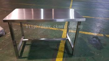 Stainless Steel Clean Room Table