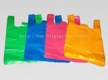 Single Plastic Bag