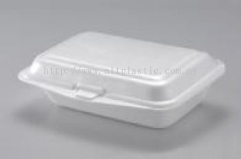 PSP Hinged Lid Container
