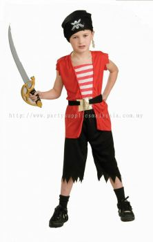 Pirate Kids Costume P1902 (1011 1902)
