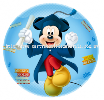 "Foil 18"" Mickey C"