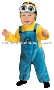 Minion Boy Kid Costume