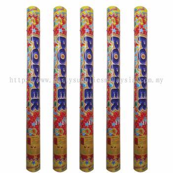 Party Popper 60CM (50pcs/carton).