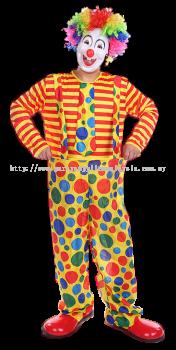 Clown Jumpsuit- 1033 0202