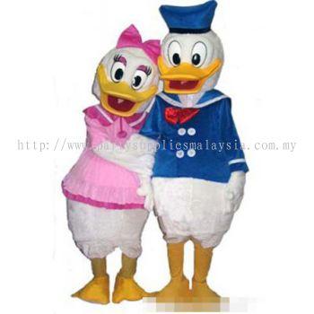 Disney duck