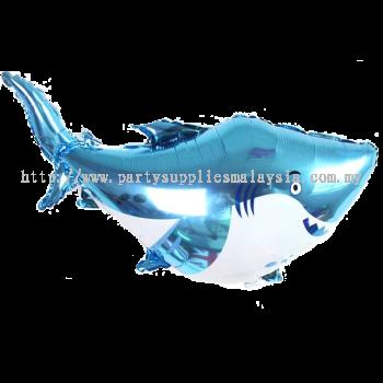 baby shark foil balloon 63x97cm