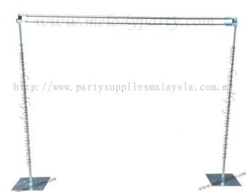Backdrop Stand 3 x3 meter