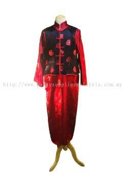 Costume Rental (Kota Damansara) - CHINESE WEDDING SUIT