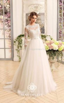 Wedding Gown (White Bridal Gown 001)