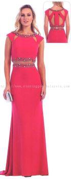 Dinner Gown (Dinner Dress Pink 026)