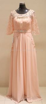 Dinner Gown (Dinner Dress Lace 018)