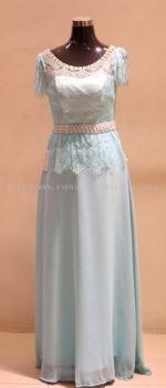 Dinner Gown (Dinner Dress 017)