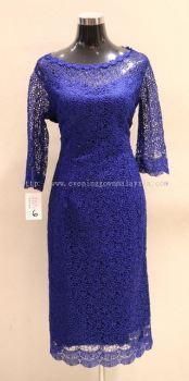 Dinner Short Dress 002