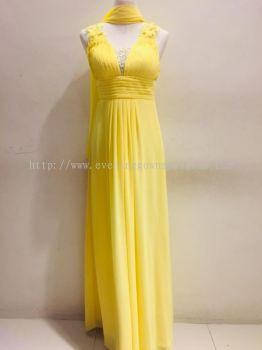 Long Gown Dinner Dress
