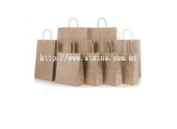 Various Kind of paper bags