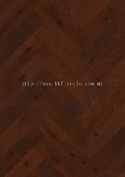 Plum Oak, Herringbone (W2743-04854-2)