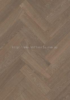 Dark Vintage Oak, Herringbone (W2743-04852-2)
