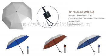 Umbrella 21 Foldable