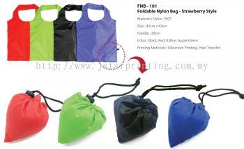 Foldable Nylon Bag FNB 101