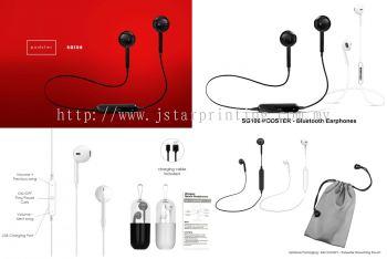 Audio Bluetooth Earphones SG106