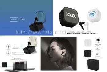 Audio Bluetooth Earpods SG112