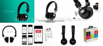 Audio Bluetooth Headphones & Speaker SG101