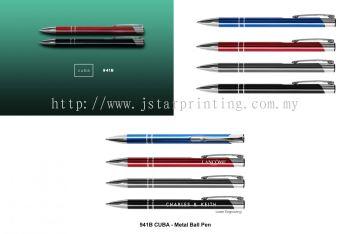 Metal Pen cuba 941B