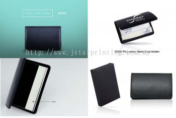 Name Card Holder PU EZ201