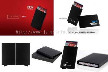 Name Card Holder RFID Blocking Card EZ381