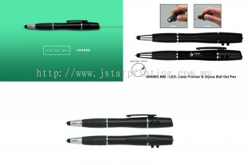 Pen Multi Function Laser Pointer Pen 4004BG