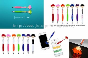 Pen Multi Function Stylus Ball Pen 5021