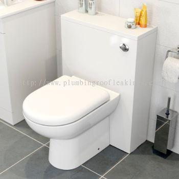 Toilet Stucks
