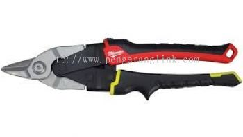 "MILWAUKEE 48-22-4030 10"" AVIATION SNIPS STRAIGHT"