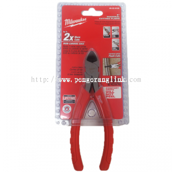 MILWAUKEE 48-22-6106 DIAGONAL PLIER CUTTER