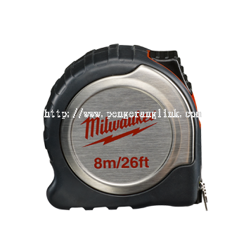 MILWAUKEE 48-22-6117 ( 8 MTR ) TRADESMAN MAGNETIC MEASURING TAPE