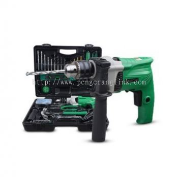 HITACHI DV13VSS IMPACT DRILL SET