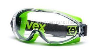 UVEX ultrasonic goggles 9302275