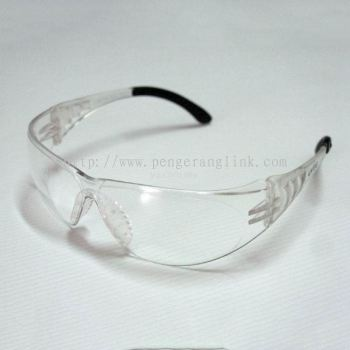 Uvee 7182c clear safety glasses