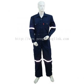 Dupont Fire retardant coverall