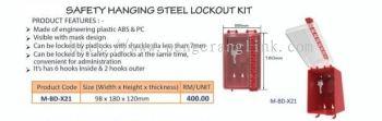 HANGING STEEL LOCKOUT KIT