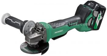 Hikoki G3610DA Multi Volt 36V Cordless Slide Switch 100mm Grinder