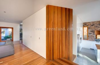 INSPIRATION TIMBER WALL
