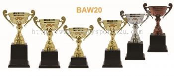 BAW20 Metal Cup with Handle