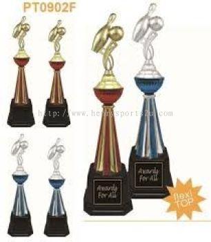 PT0902F Plastic Trophy (Bowling)