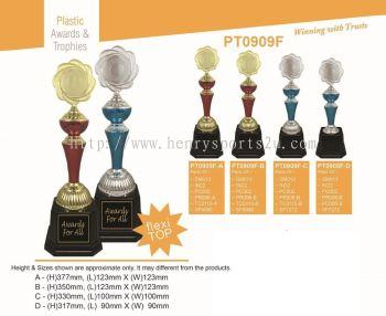 PT0909F Plastic Trophy
