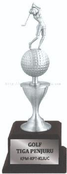 APAW7019 Pewter Trophy_Golf